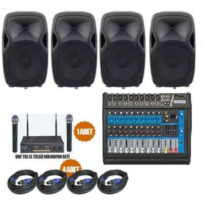 Okul Ses Sistemleri Paket 26