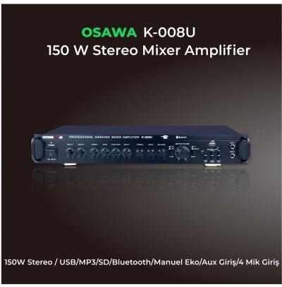 Osawa K-008U Stereo Amfi