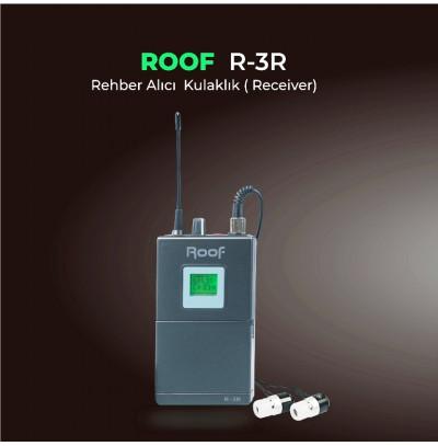 Roof R-3R Kablosuz Rehber Alıcı KUlaklık