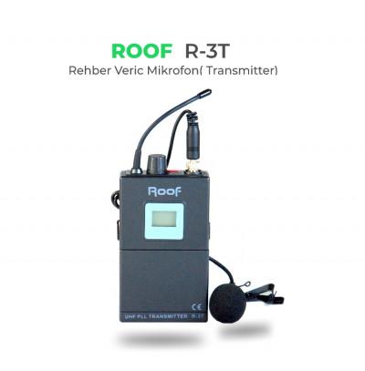 Roof R-3T Rehber Verici Mikrofon