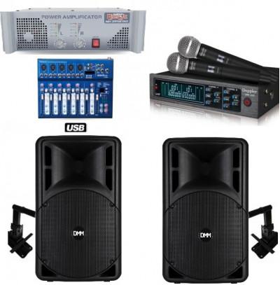 Tiyatro Salonu Ses Sistemi Paket 5