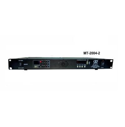 West Sound Mt 2004-2 Fm Tuner Radyo 2xUsb Player Kayıt (Recorder)