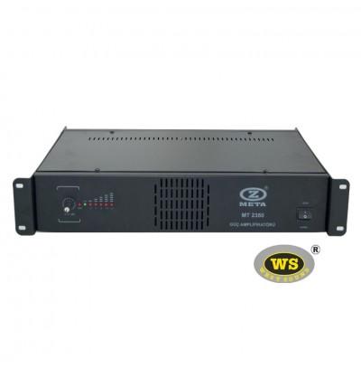 West Sound Mt 2100 Hat Trafolu 100V Güç Amplifikatörü