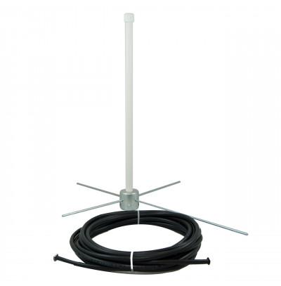 West Sound Telsiz Alıcı Anten Seti