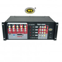 West Sound Tks 4205 Usb Matrix Amfi Mikser 4x200W
