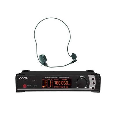 Bots Be-5018 H Telsiz Kafa Mikrofonu