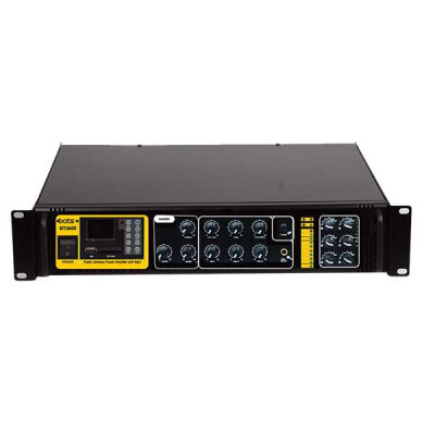 Bots Bt 2650 Amfi Mikser 6 Bölge 650 Watt