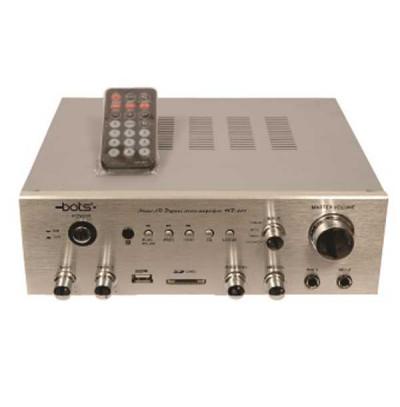 Bots Bt 601 Stereo Anfi 2x40 Watt
