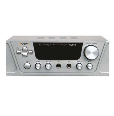 Bots Bt 502 Stereo Anfi 2x25 Watt