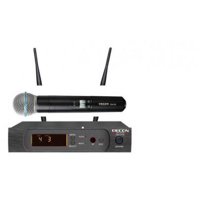 Decon Dm-510E Kablosuz El Mikrofonu