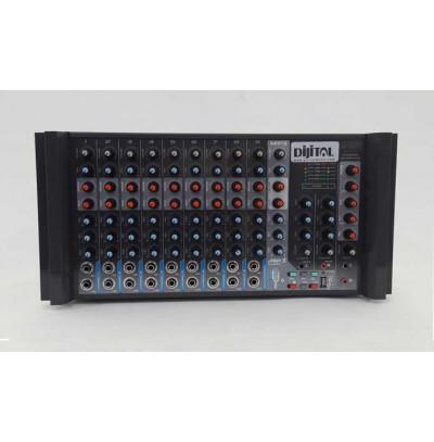 Dmm AN500RS Amfili Mikser 2x500 Watt