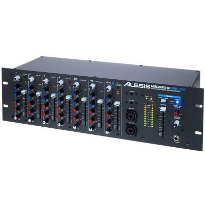 "DMK Alesis MultiMix 10 Wireless - 19"" Rack Modeli Mikser"