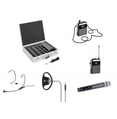 DMK Beyerdynamic Synexis SET C30 HP - Kablosuz Mikrofon