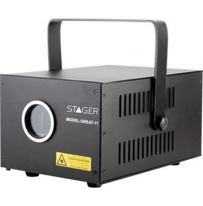 DMK Stager GREAT 11 RGB - Lazer Efekt