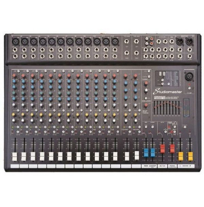 DMK Studiomaster PH1000X-18 - Power Mikser