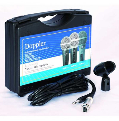 Doppler Djm-4 Vokal Mikrofon