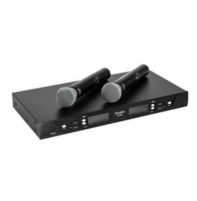 Doppler Dm 602h 2 li El Telsiz Mikrofon Seti